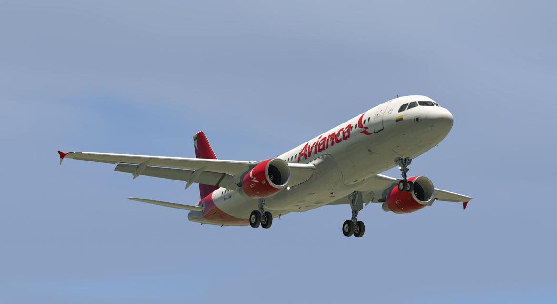 AVA A320