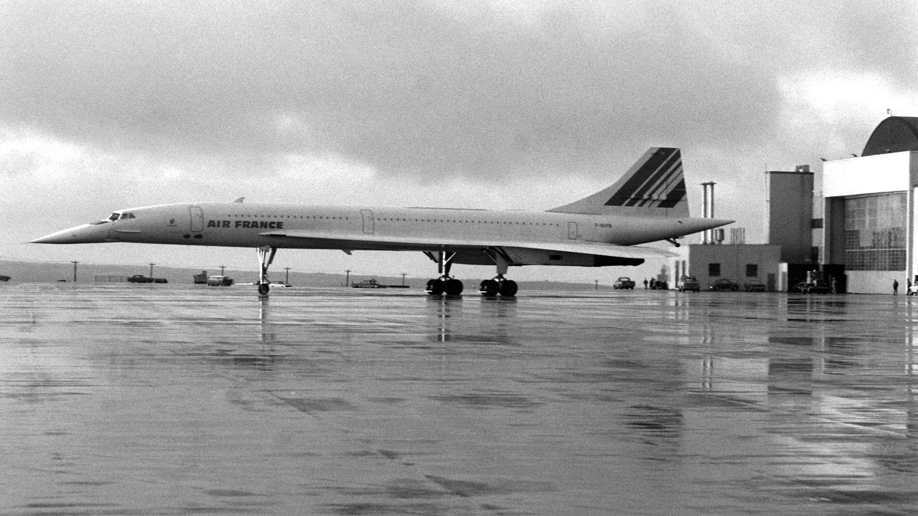 BAC-Concorde