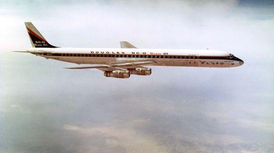 Douglas DC-8-60/70
