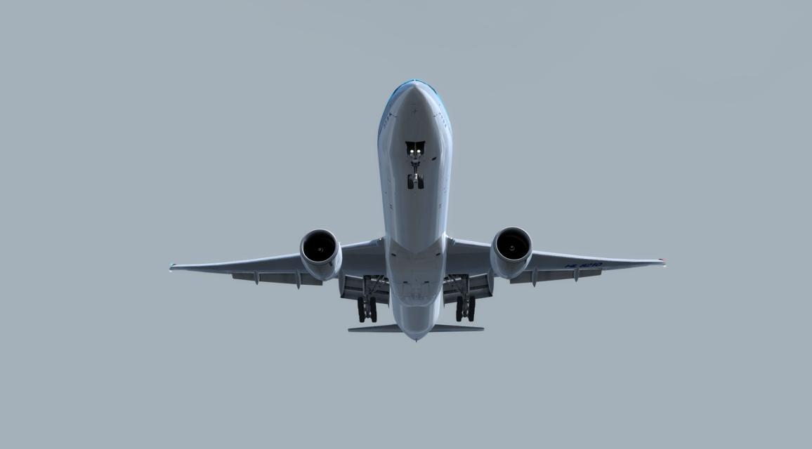 KAL B77W