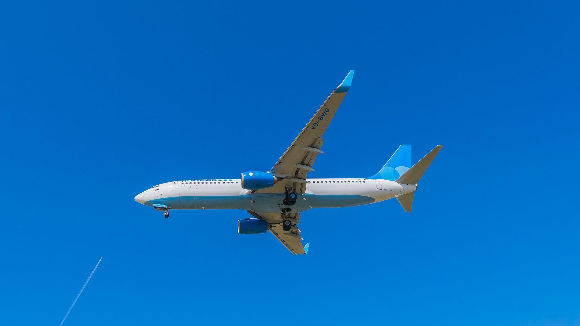 Boeing 737-8AL(WL)