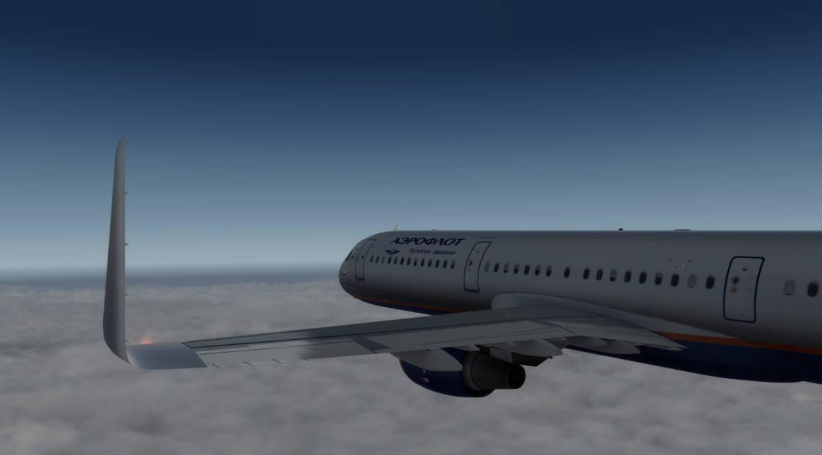AFL A321