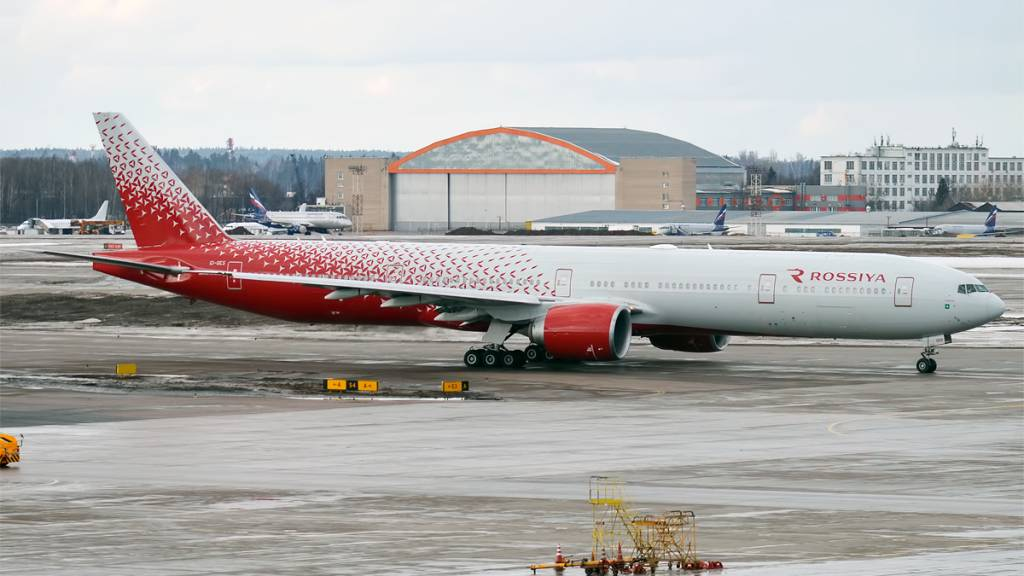 Boeing 777-31H(ER)