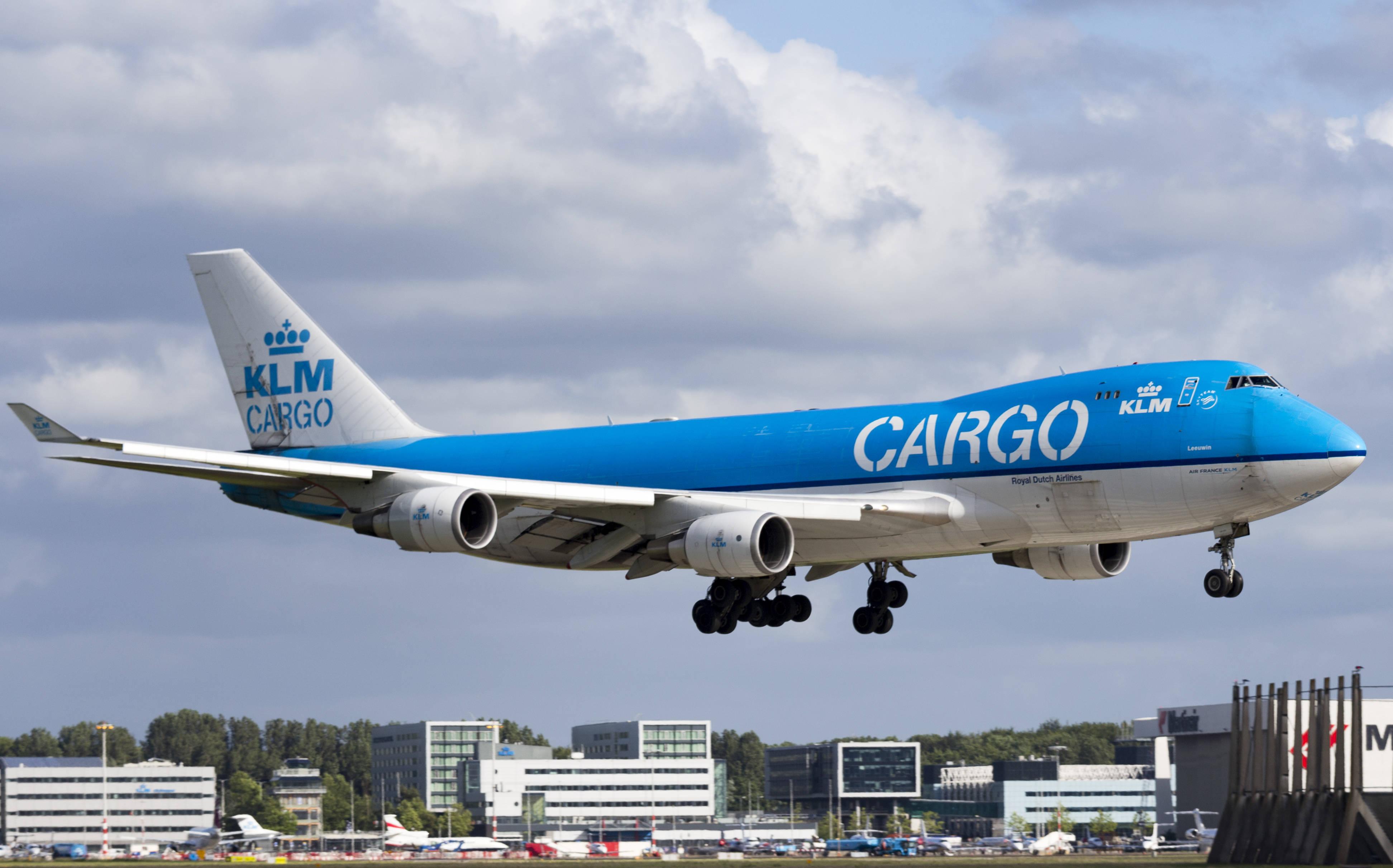 KLM Boeing 747-406ERF - SkyTeam Virtual