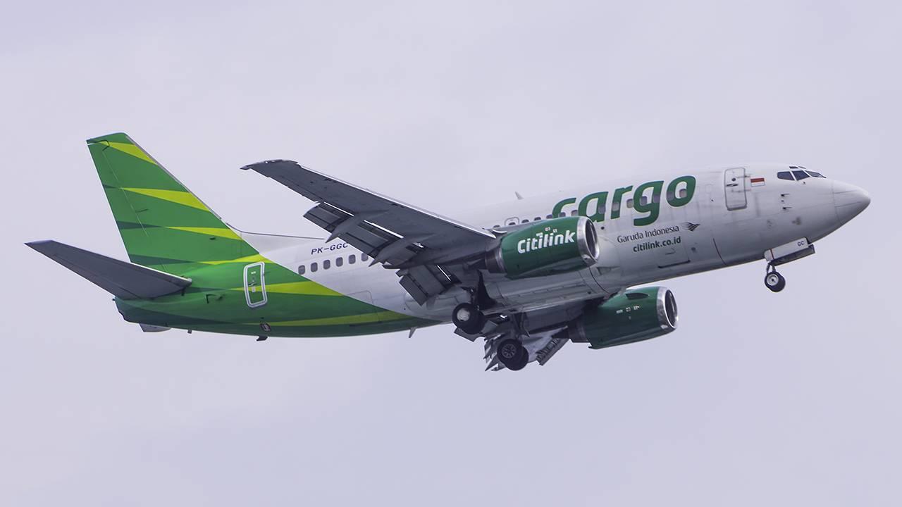 Boeing 737-5U3