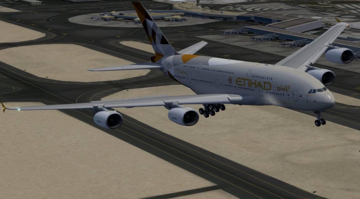 A380 Tour 2020