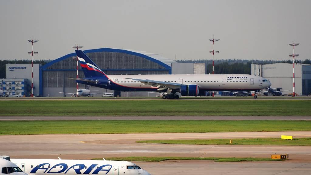 Boeing 777-3M0(ER)
