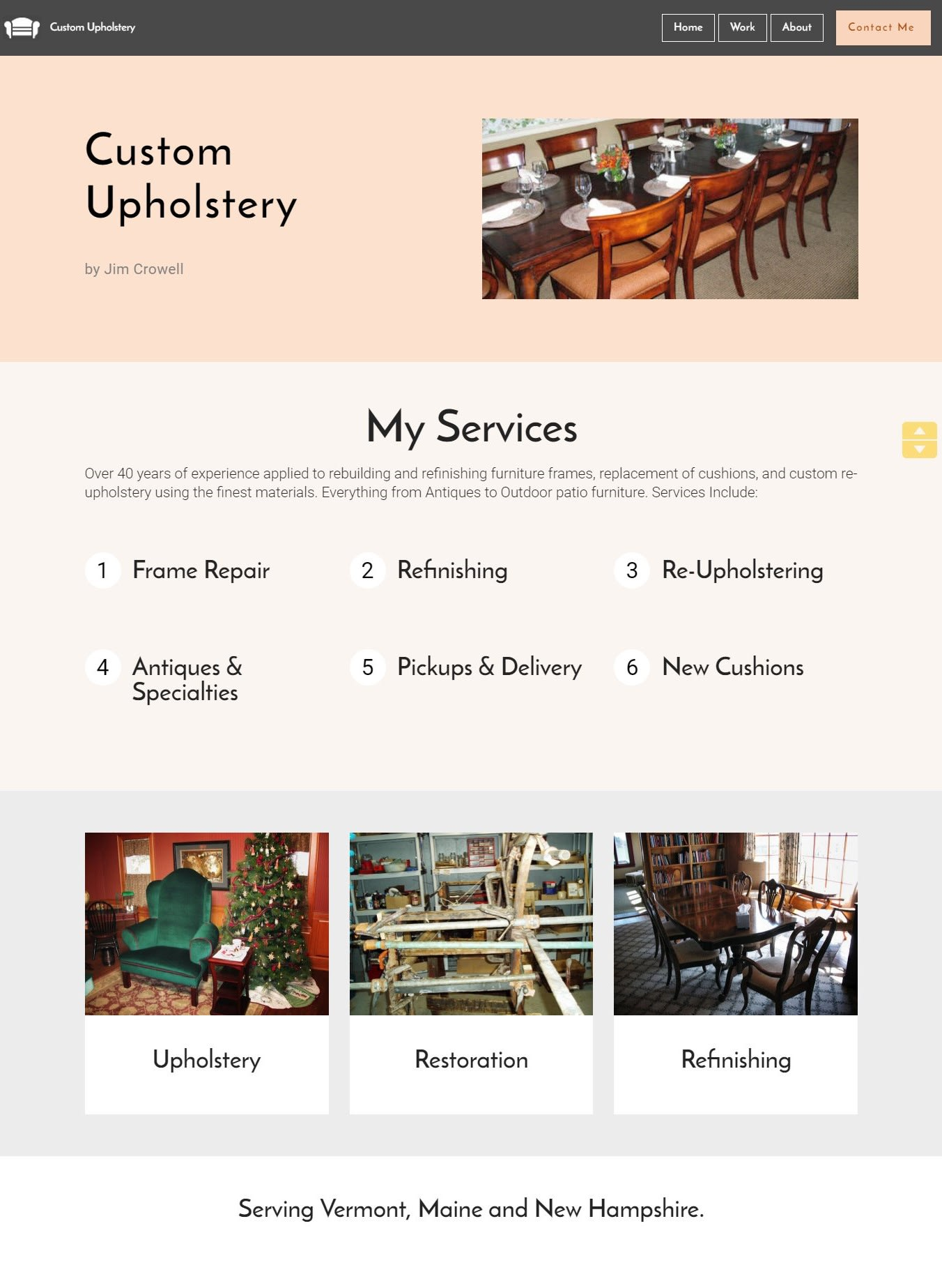 Crowell Upholstery