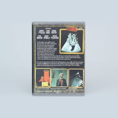 Second view of Static II DVD