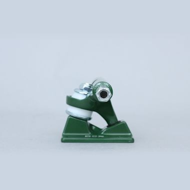 Second view of ACE 33 Skateboard Trucks Army Green (Pair)