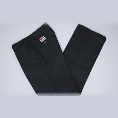 Second view of Ben Davis Trim Fit Pants Black