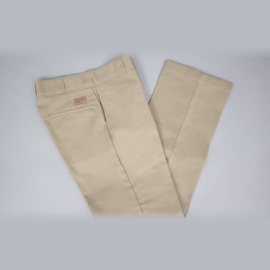 Second view of Dickies Original Fit 874 Work Pant Khaki