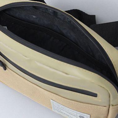 Second view of Hex Waistpack Bag Aspect Tan / Matte Tan