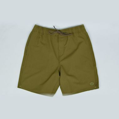 Brixton Relay Shorts Olive