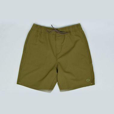 Brixton Relay Shorts Olive