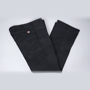 Second view of Dickies Slim 873 Work Pant Black