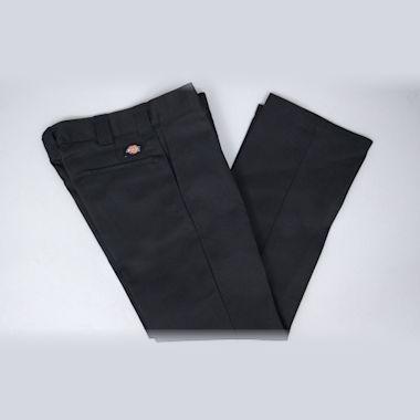Second view of Dickies Slim 873 Work Pant Black