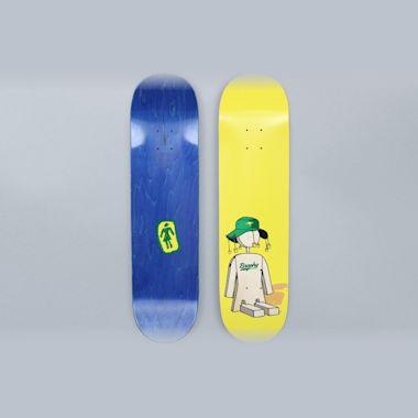 Girl 8.25 Andrew Brophy Bugger Skateboard Deck