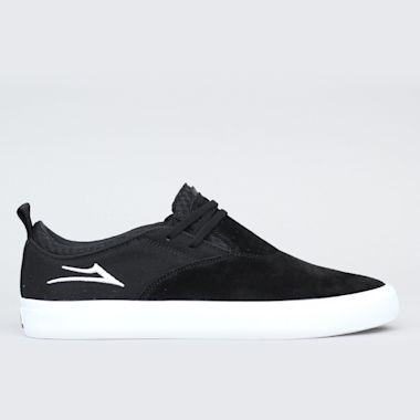 Lakai Riley 2 Shoes Black Suede