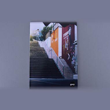 Grey Skate Mag Volume 4 Issue 5