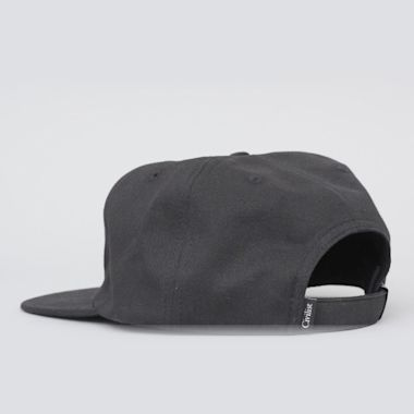 Second view of Civilist Matters Cap Black