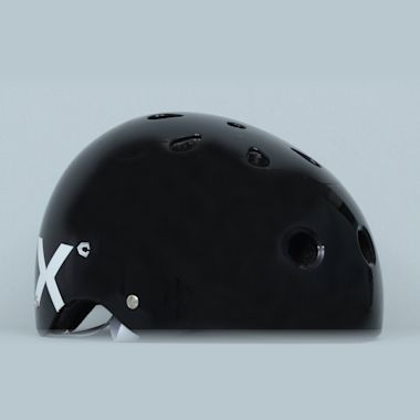Second view of Capix Basher Helmet Black Gloss