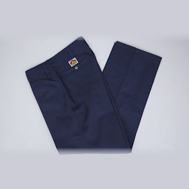 Second view of Ben Davis Original Bens Pants Navy