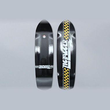 Krooked 8.6 Zip Zagger Classic Black / Black Skateboard Deck