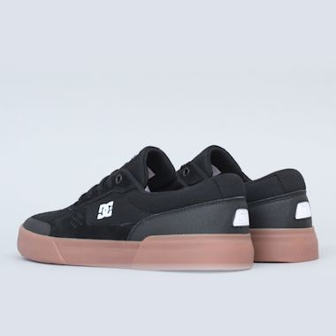 Second view of DC Switch Plus Shoes Black / Gum