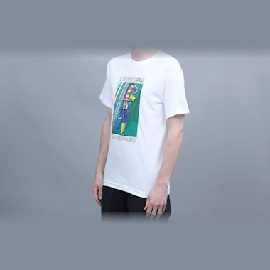 Second view of GX1000 Micro Dose T-Shirt White