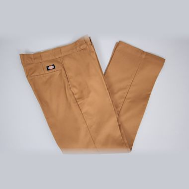 Second view of Dickies Original 874 Work Pant Brown Duck