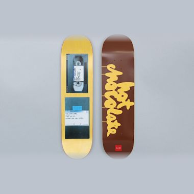 Chocolate 8.25 Hot Chocolate Skateboard Deck