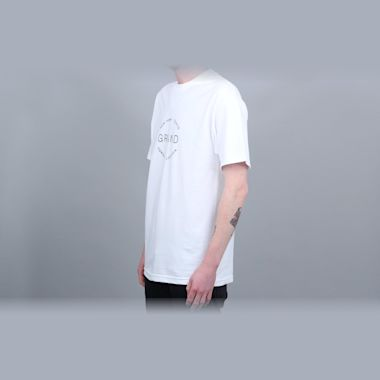 Second view of Grand Collection Cities T-Shirt White