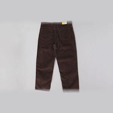 Polar 93 Cords Pants Brown