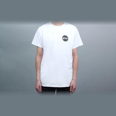 Grey T-Shirt White