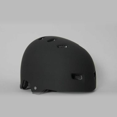 Second view of Bullet T35 Skateboard Helmet Matte Black