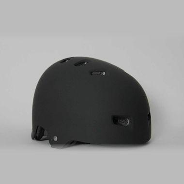 Second view of Bullet T35 Skateboard Helmet Matte Black