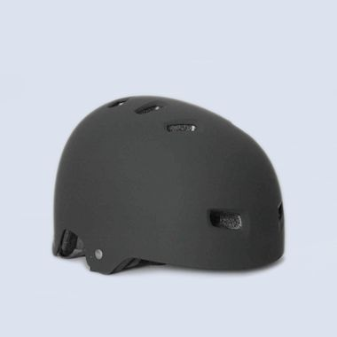 Second view of Bullet T35 Youth Helmet Matt Black