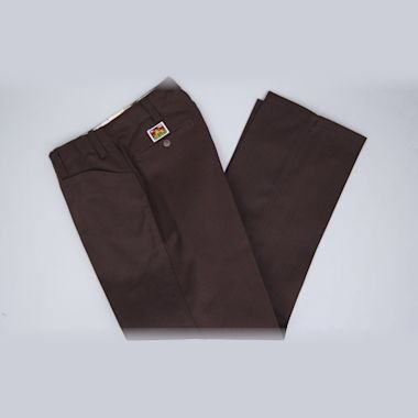 Second view of Ben Davis Original Bens Pants Brown
