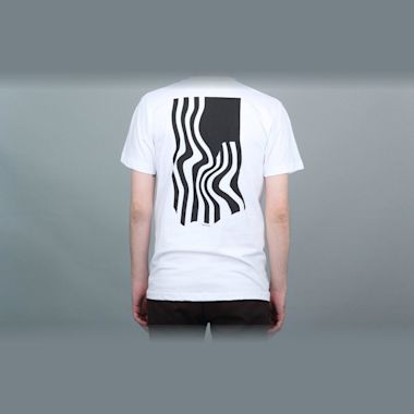 Second view of Mother Collective Wavy Gravy T-Shirt White