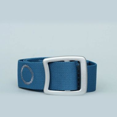 Patagonia Tech Web Belt Glass Blue