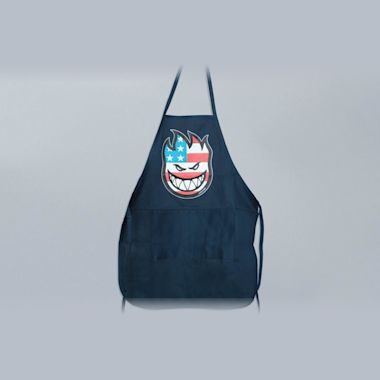 Spitfire Flaghead Barbeque Apron