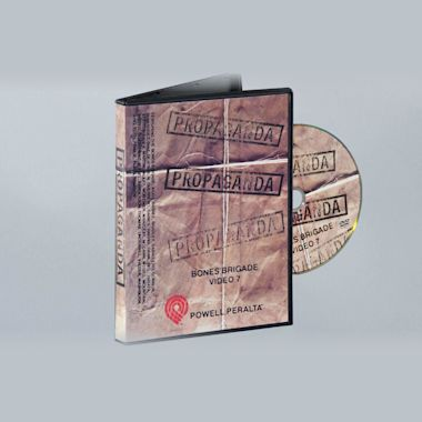 Powell Propaganda DVD