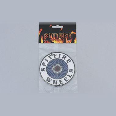 Spitfire OG Swirl Air Freshener White / Blue / Red Cherry Scent