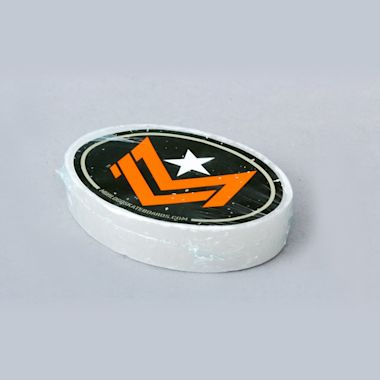 Mini Logo Chevron Wax