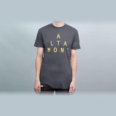 Altamont Lockstep T-Shirt Ash
