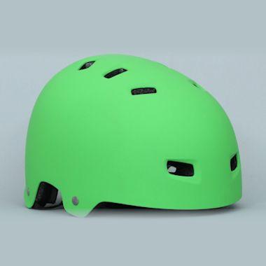 Second view of Bullet T35 Helmet Matt Green