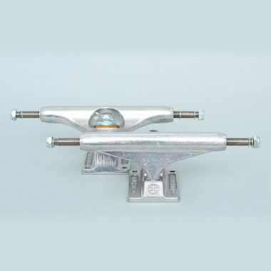 Independent 149 Stage 11 Skateboard Trucks Raw Silver (Pair)