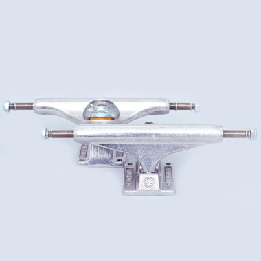 Independent 139 Stage 11 Skateboard Trucks Raw Silver (Pair)