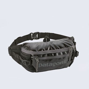 Patagonia Black Hole Waist Pack Bag Black 2L